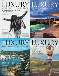 Luxury Locations Magazine Issue 17