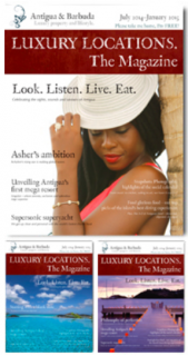 Luxury Locations Magazine Issue 6