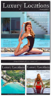 Luxury Locations Magazine Issue 8