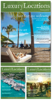 Luxury Locations Magazine Issue 9