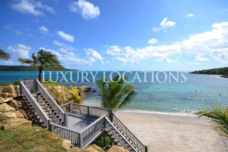 Property to Rent in Villa Liene, a stunning modern six-bedroom beachfront property, Saint Paul, English Harbour, Daniel Bay, Antigua, Antigua