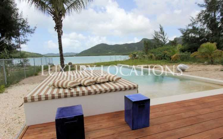 Property to Rent in Beach House South Harbour, a luxury villa located directly on the beach, Saint Mary, Jolly Harbour, Antigua, Antigua