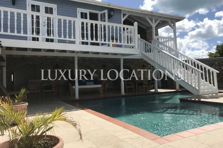 Property to Rent in The Mill House, Jolly Harbour Area - West Coast, Jolly Harbour, Antigua, Antigua