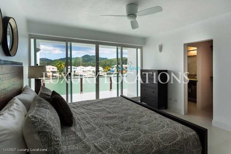 Property to Rent in No.5 Harbour Residences, Saint Mary, Harbour Island, Jolly Harbour, Antigua, Antigua
