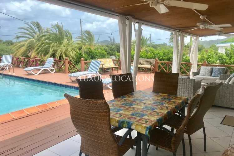 Property to Rent in Milk & Honey, a luxury four bedroom detached villa situated in Harbour View Estate, Saint Mary, Harbour View, Antigua, Antigua