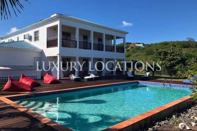 Property to Rent in Palm Villa is a  5 bedroom, 5 bathroom villa with a large pool, Saint John, Belmont, Antigua, Antigua