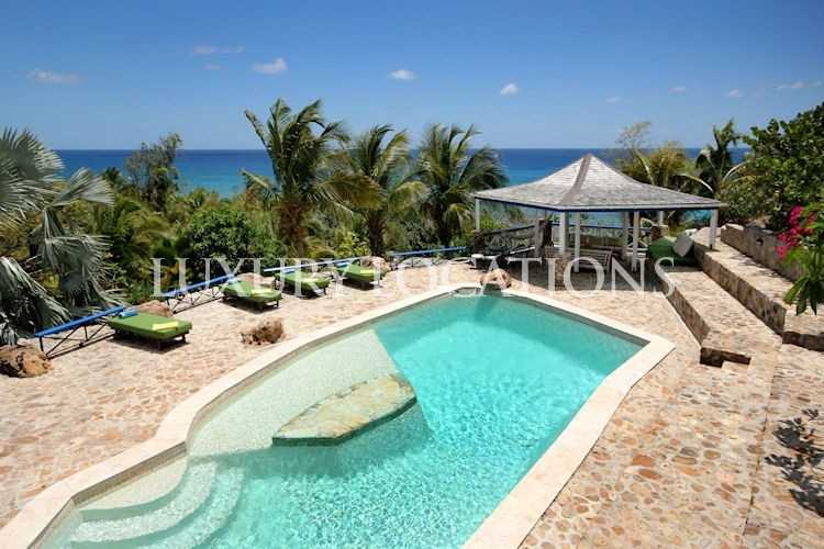 Property to Rent in Carib House, a stun­ning Caribbean colo­nial style villa, Saint Paul, Falmouth  Harbour, Antigua, Antigua