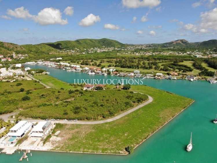 Property for Sale in Harbour Island Plot 28, Saint Mary, Jolly Harbour, Antigua, Antigua