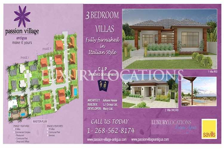Property for Sale in Passion Village, Saint Mary, Valley Church, Antigua, Antigua