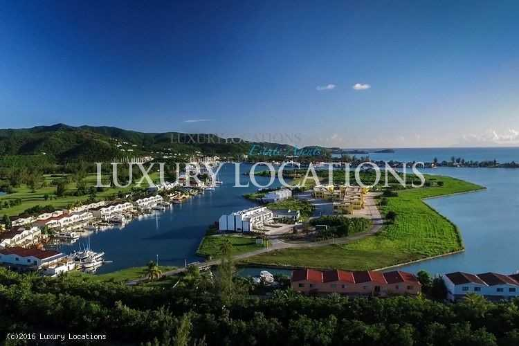 Property for Sale in No.5 Harbour Residences, 3 bedroom luxury town houses, Saint Mary, Jolly Harbour, Harbour Island, Antigua, Antigua